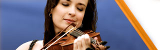 Mary-Elizabeth Brown - beginning violin expert