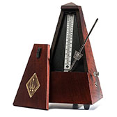 High-Quality Wooden Metronome