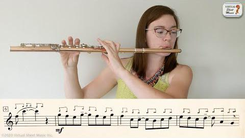 How to Master Rhythm on the Flute - Flute Lesson