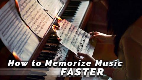 How to Memorize and Learn Music Faster
