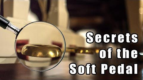 Secrets of the Soft Pedal on Pianos