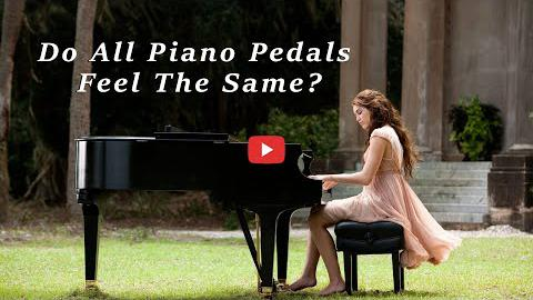 Do All Piano Pedals Feel The Same?