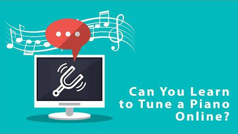 Can You Learn to Tune a Piano Online?