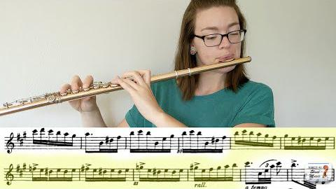 How to Play Staccato on the Flute