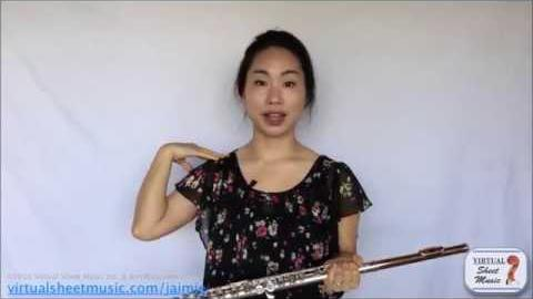 What is Good Flute Posture?