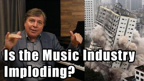Is the Music Industry Imploding?