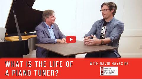 What Is the Life of a Piano Tuner Like?