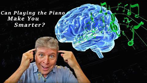 Can Playing the Piano Make You Smarter?