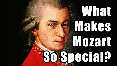 What Makes Mozart So Special?