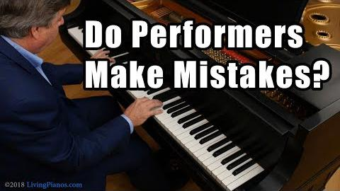Do Performers Make Mistakes?