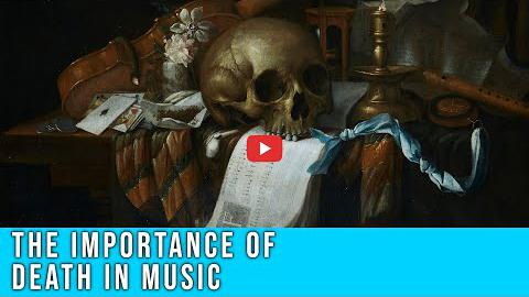 The Importance of Death in Music