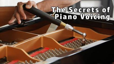The Secrets of Piano Voicing