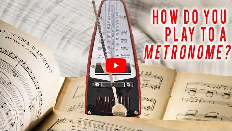 How to Play with the Metronome