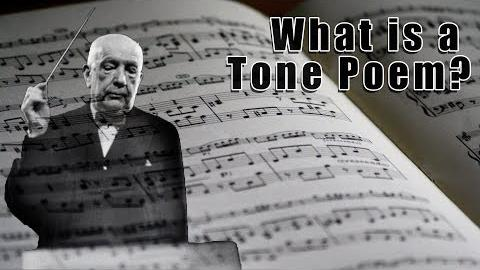 What is a Tone Poem?