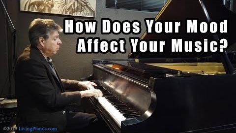 Does Your Mood Affect Your Music?