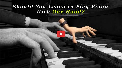 Should You Learn to Play The Piano One Hand at a Time?