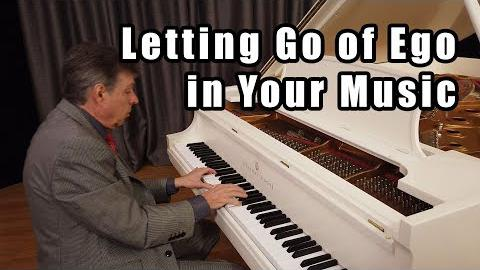 Letting Go of Ego in Your Music