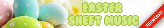 Easter Sheet Music Collections