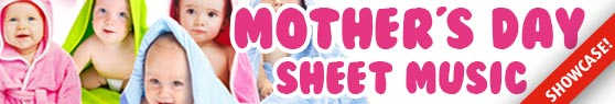 Mother's Day Sheet Music Collections